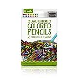 Crayola Colored Pencils, Amazon Exclusive, Adult Coloring