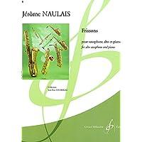 ノーレ : フリッソン (サクソフォン、ピアノ) ビヨドー出版
