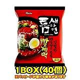 【パルト/八道】トゥムセ(トムセ)ラーメン屋のパルゲトッラーメン(激辛) 1BOX(40個入)■