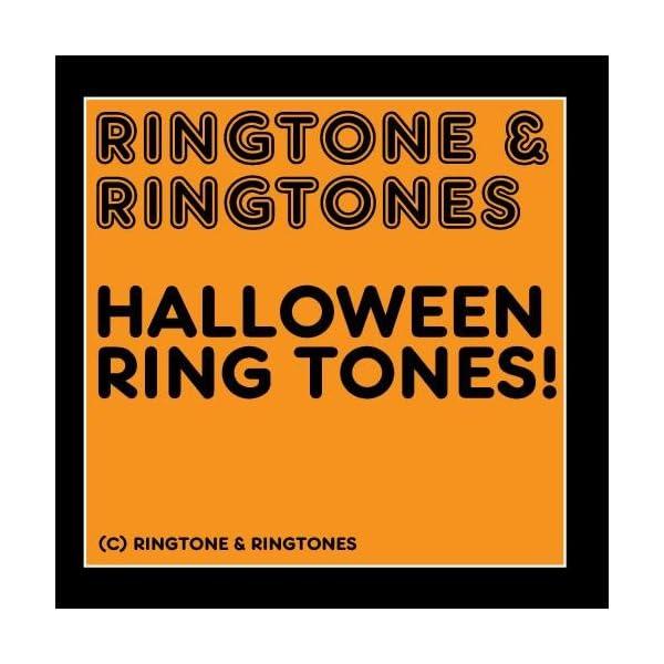 Halloween Ring Tonesの商品画像