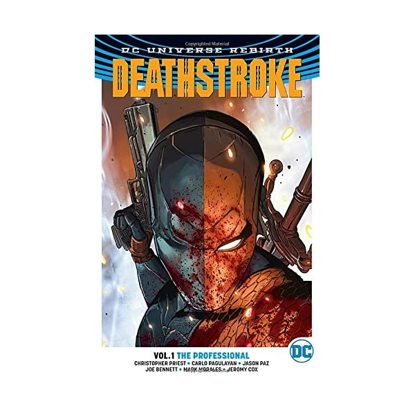 Deathstroke Vol. 1: The ...の商品画像