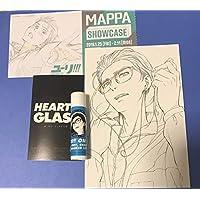 勇利 リップ ユーリ!!! on ICE TVシリーズ一挙劇場上映 第3週目 入場者特典 リップ HEART of GLASS & MAPPA展 半券連動特典 ポストカード