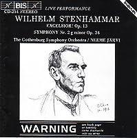 Symphony No. 2 Op. 34; Excels by WILHELM STENHAMMAR (1994-03-15)