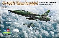 ホビーボス 1/48 エアクラフトシリーズ F-105G サンダーチーフ プラモデル 80333