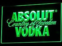 アブソルートウォッカ ロゴ 看板 誘致 表看板 電飾 サイン バイ ジャパンLEDハウス