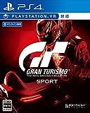 グランツーリスモSPORT-PS4