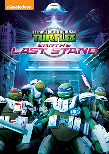 Teenage Mutant Ninja Turtles: Earth'S Last Stand [DVD] {USA Import]の詳細を見る