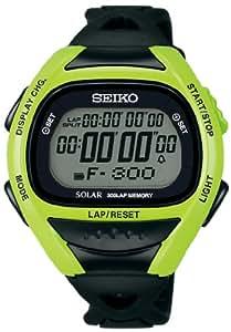 セイコー(SEIKO) スーパーランナーズ ソーラー ライムグリーン SBEF015