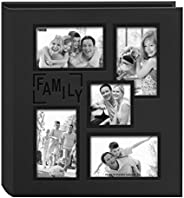 Family Collage Frame Cover Large Photo Album