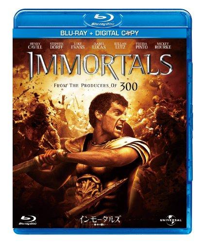 インモータルズ -神々の戦い- [Blu-ray]