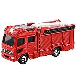 トミカ No.119 モリタ 13mブーム付多目的消防ポンプ自動車 MVF (箱)