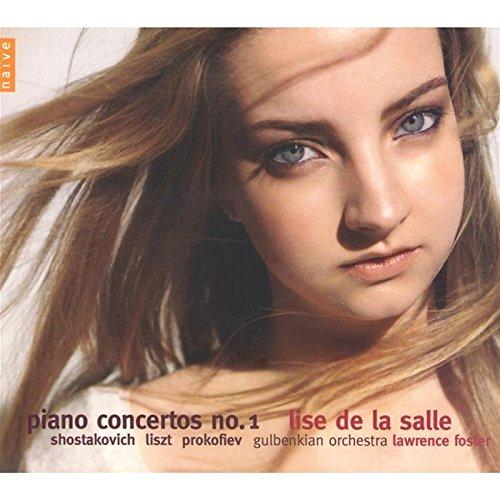 Piano Concertos No.1 (Lise Da La Salle)