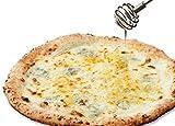 薪窯ナポリピザフォンターナ 「ゴルゴンゾーラと蜂蜜のピッツァ」 1枚 (直径20cm)
