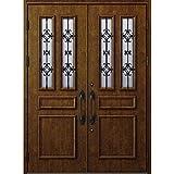 YKKAP 断熱玄関ドア ヴェナート[Aタイプ] 両開き D3仕様[ドア高23タイプ]:U05型[幅1690mm×高2330mm]