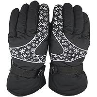 dreamythメンズレディース30 & # x2103 ;冬暖かいスキー手袋防水防風スノーボードHeadスポーツグローブ耐久性