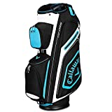 (Black/Blue/White) - Callaway Golf 2019 Chev Org Cart Bag
