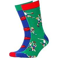 Men's Aussie Rules Odd Socks