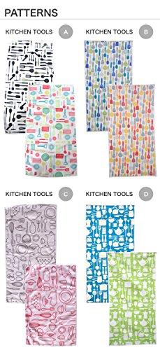 RoomClip商品情報 - ハットトリック MICRO-FIBER CLOTH 2P SET マイクロファイバークロス 2枚セット 1Q-010 キッチンツールD