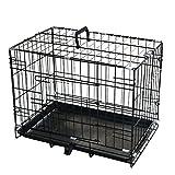 折畳み ペットケージ 46X30X36cm Sサイズ 【ポメラニアン 子犬 超小型犬 子猫】