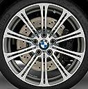 BMWブランドOEM純正e90e92e93Forgedスタイル22019 m3デュアルスポークホイールリム