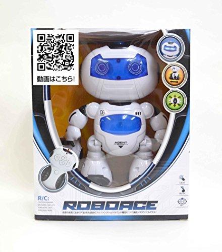RC 二足歩行 ダンシングロボット(ギフト包装・電池付)