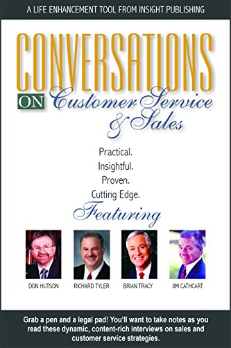 Download Conversations on Customer Service And Sales 1932863303