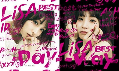 LiSA BEST -Day-&LiSA BEST -Way-(完全生産限定盤)(2CD+BD+Tシャツ)