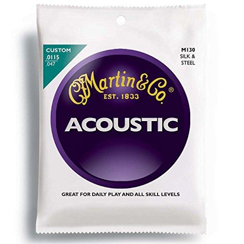 MARTIN M130 Compound アコースティックギター弦×10セット