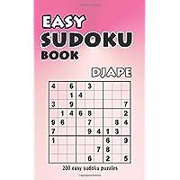 Easy Sudoku book: 200 easy sudoku puzzles (Volume 1)