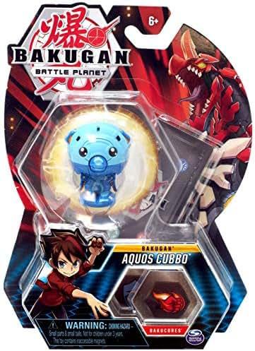 Bakugan Lot of 6 Bakugans Toy Random Selected Season 2