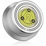 Nobsound 3-in-1 60HZ LP DISC STABILIZER Record Weight Turntables for Vibration Balanced STABILIZER Stroboscope GRADIENTER (Silver)