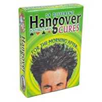 Hangover Cures Playing Cards - Deck of 54 Cards