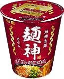 明星 麺神カップ 極旨辛豚味噌 101g ×12個