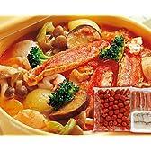 【北海道発!】海鮮トマト鍋セット【3-4人前】【ポセイ丼】