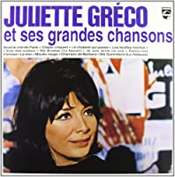 Juliette Greco & Her Greatest Chansons [12 inch Analog]