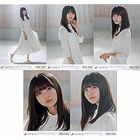 乃木坂46 2018年5月個別生写真5枚セット シンクロニシティ選抜ver. 齋藤飛鳥