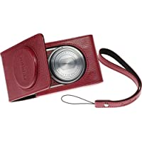 FUJIFILM デジタルカメラケース レッド F SC-XF R