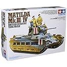 1/35 ミリタリーミニチュアシリーズ No.300 1/35 イギリス 歩兵戦車 マチルダ Mk.III/IV 35300