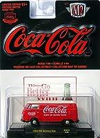 M2 MACHINES 1/64 1960 VW Delivery Van Coca-Cola