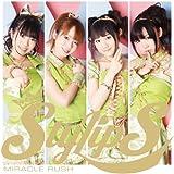 MIRACLE RUSH(初回限定盤)(DVD付)