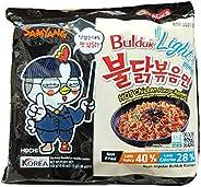 Samyang Hot Chicken Light Ramen, 110 g (Pack of 5)