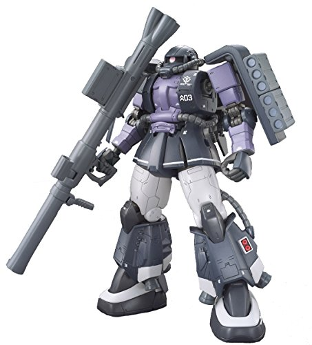 ガンプラ HG 1/144 MS-06R-1A 高機動型ザクII (ガイア/マッシュ専用機) (機動戦士ガンダム THE ORIGIN)