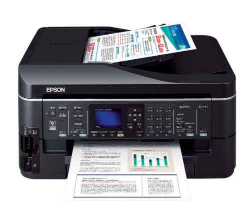 EPSON Colorio インクジェット複合機 PX-603F