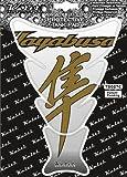 Keiti(ケイティ) タンクパッド 隼/クリア- UVクリアコーティング 17.5X22.0cm TS027C