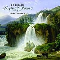 Bach, C.P.E.: Keyboard Sonatas Vol.2 by Danny Driver (2012-11-13)