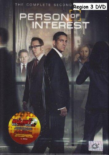 Person Of Interest: The Complete Second Season - Language : English, Portuguese
