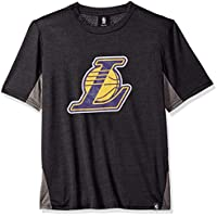 """NBA by Outerstuff NBA Youth Boys""""Covert"""" Short Sleeve Performance Tee"""