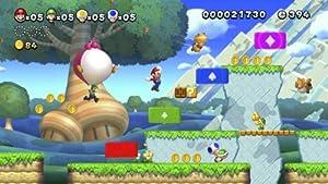 New スーパーマリオブラザーズ U - Wii U