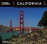 Cal 2020-National Geographic California Wall