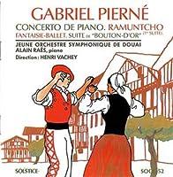 Pierne:Piano&Orch. Concerto
